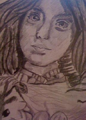 Hermione Granger by me